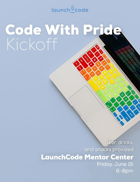 Code with Pride Flyer